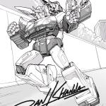 TF Legends Artist Signature Series Event featuring Prowl