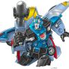 Provided full illustration for Transformers Cybertron Blurr toy