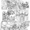 Pencils on IDW/Fun Publications Balancing Act TPB